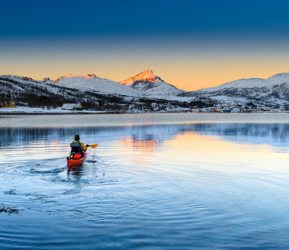cold water paddling essentials