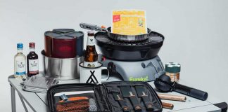 cooking tools for camping
