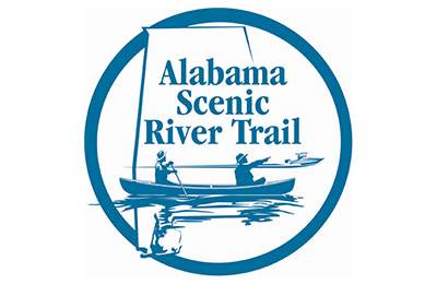 Alabama Scenic River Trail logo