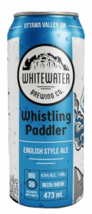 WHITEWATER BREWERY BEER | Whistling Paddler