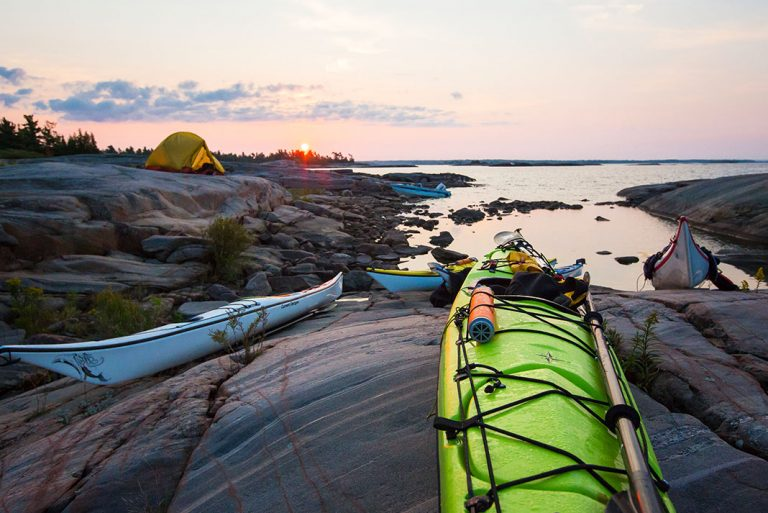 How To Kayak Camp: Tips For Planning, Packing, Portaging & More
