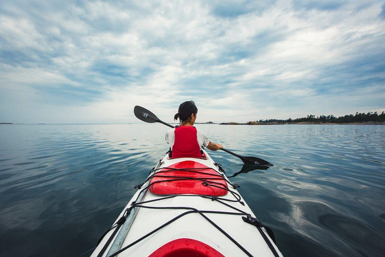 Is Kayaking A Good Workout? Yes! Here's How It Can Improve Your Health