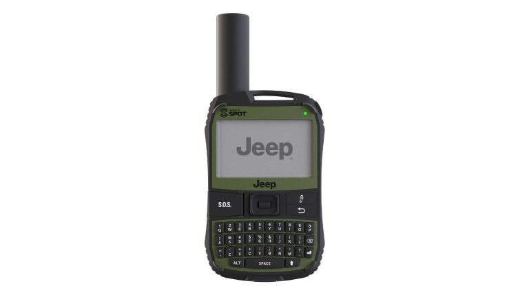SPOT Introduces the New SPOT XJeep®Edition2-Way Satellite Messenger