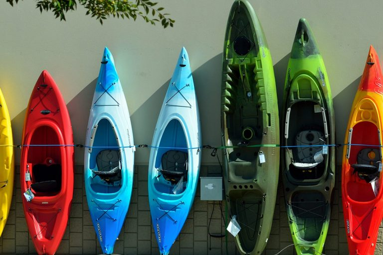 Know Before You Buy: What Are The Different Types of Kayaks?