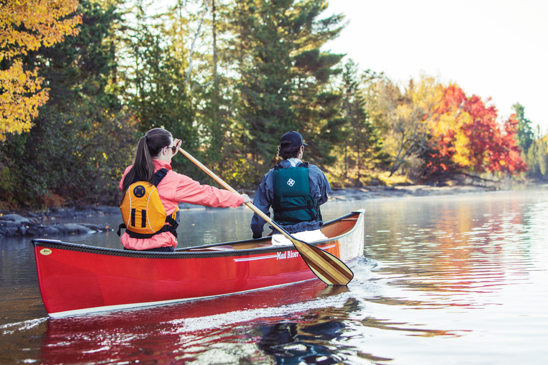 Mad River Canoe Explorer 16 reviewed by Paddling Magazine