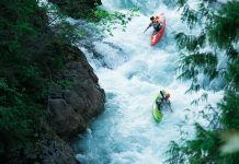 Choose your next kayak by running a river, not running to Google. | Photo: Daniel Stewart