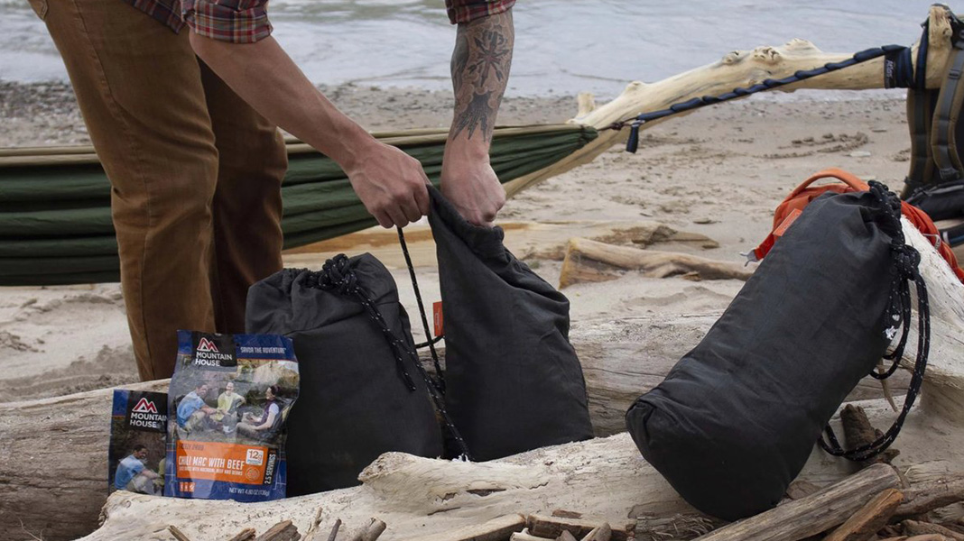 Best Gift for Kayakers and Canoeists - Ursack Bear Bag
