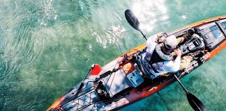 Choose Your Next Kayak Based On Propulsion Efficiency