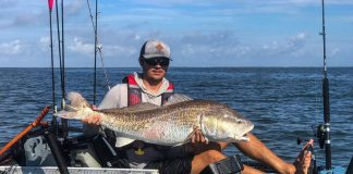 How to catch redfish